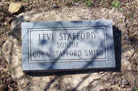 STAFFORD, LEVI - Garland County, Arkansas | LEVI STAFFORD - Arkansas Gravestone Photos