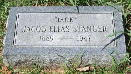 "STANGER, JACOB ELIAS ""JACK"" - Garland County, Arkansas 