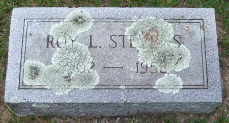 STEVENS, ROY L. - Garland County, Arkansas | ROY L. STEVENS - Arkansas Gravestone Photos