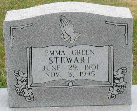 STEWART, EMMA - Garland County, Arkansas | EMMA STEWART - Arkansas Gravestone Photos