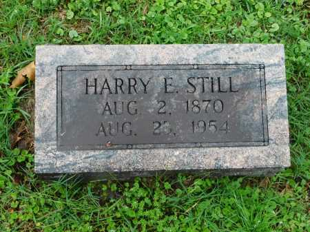 STILL, HARRY E. - Garland County, Arkansas | HARRY E. STILL - Arkansas Gravestone Photos
