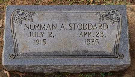 STODDARD, NORMAN A. - Garland County, Arkansas | NORMAN A. STODDARD - Arkansas Gravestone Photos