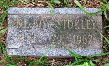 STOKLEY, INFANT BOY - Garland County, Arkansas | INFANT BOY STOKLEY - Arkansas Gravestone Photos