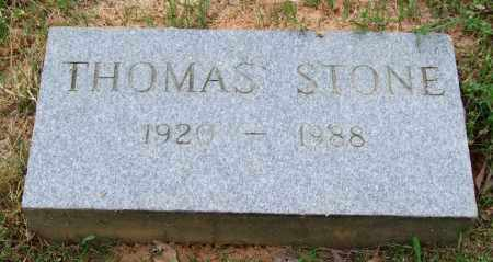STONE, THOMAS - Garland County, Arkansas | THOMAS STONE - Arkansas Gravestone Photos