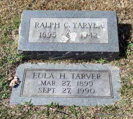 TARVER, EULA H. - Garland County, Arkansas | EULA H. TARVER - Arkansas Gravestone Photos