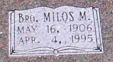 TAYLOR, MILOS M. (CLOSE UP) - Garland County, Arkansas | MILOS M. (CLOSE UP) TAYLOR - Arkansas Gravestone Photos