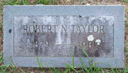 TAYLOR, ROBERT N. - Garland County, Arkansas | ROBERT N. TAYLOR - Arkansas Gravestone Photos