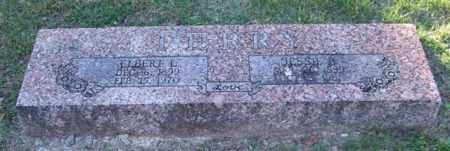 TERRY, ELBERT L. - Garland County, Arkansas | ELBERT L. TERRY - Arkansas Gravestone Photos