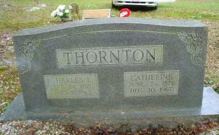 SHARP THORNTON, CATHERINE - Garland County, Arkansas | CATHERINE SHARP THORNTON - Arkansas Gravestone Photos