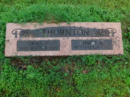 THORNTON, ERMA P. - Garland County, Arkansas | ERMA P. THORNTON - Arkansas Gravestone Photos