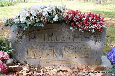 TILLERY, RAYMOND C. - Garland County, Arkansas | RAYMOND C. TILLERY - Arkansas Gravestone Photos