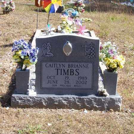 TIMBS, CAITLYN BRIANNE - Garland County, Arkansas | CAITLYN BRIANNE TIMBS - Arkansas Gravestone Photos