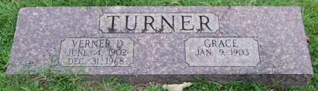 TURNER, GRACE - Garland County, Arkansas | GRACE TURNER - Arkansas Gravestone Photos
