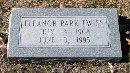 TWISS, ELEANOR - Garland County, Arkansas | ELEANOR TWISS - Arkansas Gravestone Photos