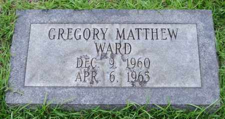 WARD, GREGORY MATTHEW - Garland County, Arkansas | GREGORY MATTHEW WARD - Arkansas Gravestone Photos