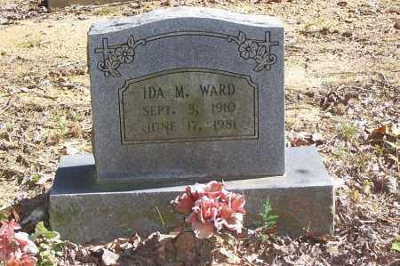 WARD, IDA M. - Garland County, Arkansas | IDA M. WARD - Arkansas Gravestone Photos