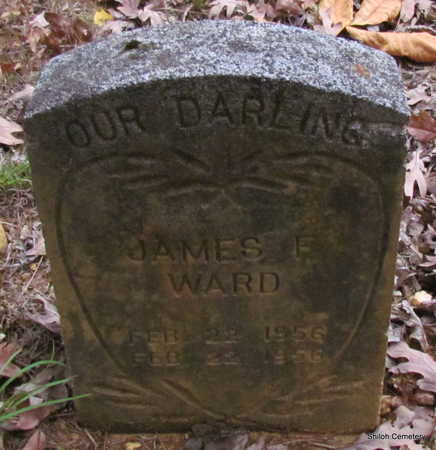 WARD, JAMES F. - Garland County, Arkansas | JAMES F. WARD - Arkansas Gravestone Photos