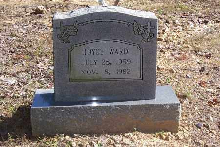 WARD, JOYCE - Garland County, Arkansas | JOYCE WARD - Arkansas Gravestone Photos