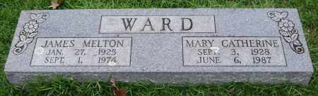 WARD, JAMES MELTON - Garland County, Arkansas | JAMES MELTON WARD - Arkansas Gravestone Photos