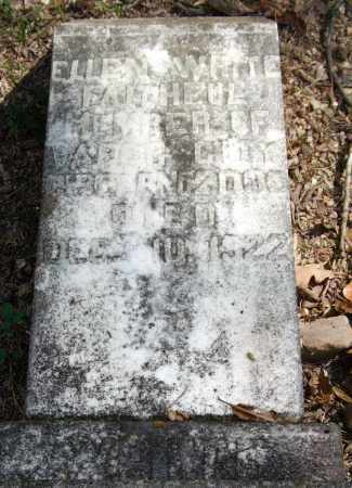 WHITE, ELLEN - Garland County, Arkansas | ELLEN WHITE - Arkansas Gravestone Photos