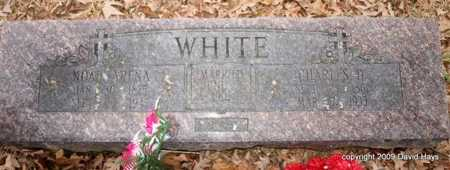 WHITE, CHARLES D. - Garland County, Arkansas | CHARLES D. WHITE - Arkansas Gravestone Photos
