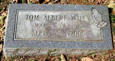 WILEY, TOM ALBERT - Garland County, Arkansas | TOM ALBERT WILEY - Arkansas Gravestone Photos