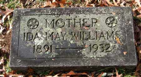 WILLIAMS, IDA MAY - Garland County, Arkansas | IDA MAY WILLIAMS - Arkansas Gravestone Photos