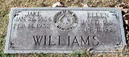 SPENCER WILLIAMS, ELLEN - Garland County, Arkansas | ELLEN SPENCER WILLIAMS - Arkansas Gravestone Photos