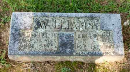 WILLIAMS, BELLZORA - Garland County, Arkansas | BELLZORA WILLIAMS - Arkansas Gravestone Photos