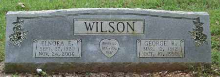 WILSON, GEORGE R. - Garland County, Arkansas | GEORGE R. WILSON - Arkansas Gravestone Photos