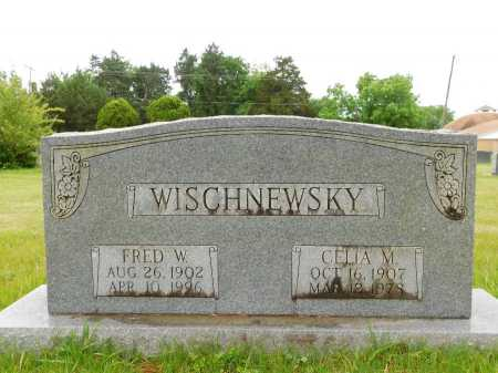 WISCHNEWSKY, FRED W. - Garland County, Arkansas | FRED W. WISCHNEWSKY - Arkansas Gravestone Photos