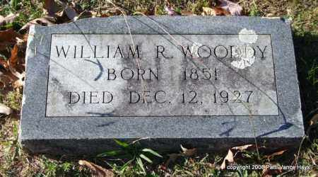 WOODDY, WILLIAM R. - Garland County, Arkansas | WILLIAM R. WOODDY - Arkansas Gravestone Photos