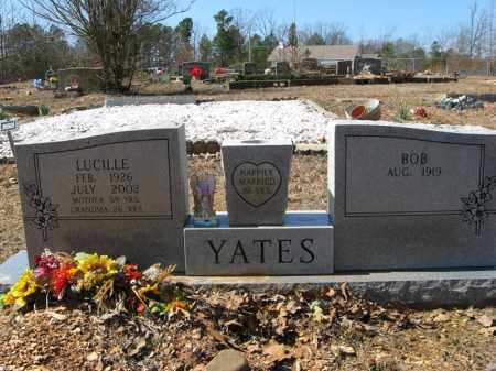 YATES, LUCILLE - Garland County, Arkansas | LUCILLE YATES - Arkansas Gravestone Photos