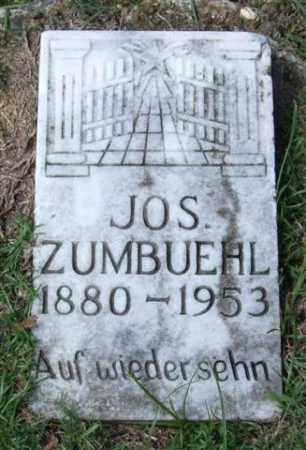 ZUMBUEHL, JOSEPH - Garland County, Arkansas | JOSEPH ZUMBUEHL - Arkansas Gravestone Photos