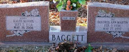 "BAGGETT, DOLORES ANN ""DEE"" - Grant County, Arkansas 