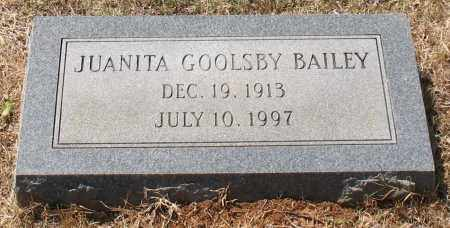 MCCOOL BAILEY, JUANITA - Grant County, Arkansas | JUANITA MCCOOL BAILEY - Arkansas Gravestone Photos
