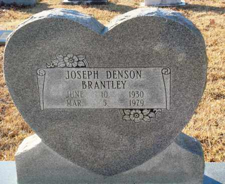 BRANTLEY, JOSEPH DENSON - Grant County, Arkansas | JOSEPH DENSON BRANTLEY - Arkansas Gravestone Photos