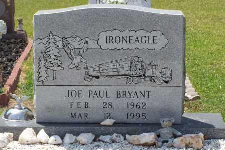 BRYANT, JOE PAUL - Grant County, Arkansas | JOE PAUL BRYANT - Arkansas Gravestone Photos