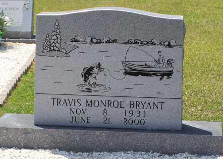 BRYANT, TRAVIS - Grant County, Arkansas | TRAVIS BRYANT - Arkansas Gravestone Photos
