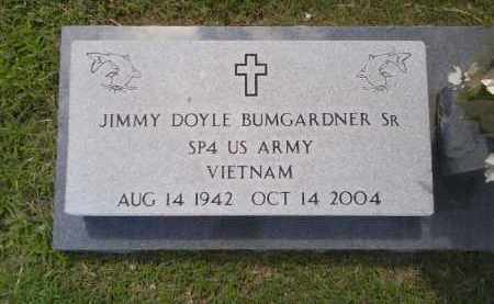 BUMGARDNER, SR  (VETERAN VIET), JIMMY DOYLE - Grant County, Arkansas | JIMMY DOYLE BUMGARDNER, SR  (VETERAN VIET) - Arkansas Gravestone Photos