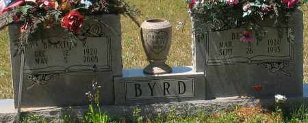BYRD, BRAXTON R. - Grant County, Arkansas | BRAXTON R. BYRD - Arkansas Gravestone Photos