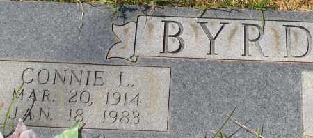 BYRD, CONNIE L. (CLOSEUP) - Grant County, Arkansas | CONNIE L. (CLOSEUP) BYRD - Arkansas Gravestone Photos