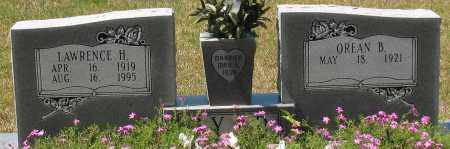 BAILEY BYRD, OREAN - Grant County, Arkansas | OREAN BAILEY BYRD - Arkansas Gravestone Photos