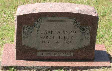 BALLARD BYRD, SUSAN A. - Grant County, Arkansas | SUSAN A. BALLARD BYRD - Arkansas Gravestone Photos