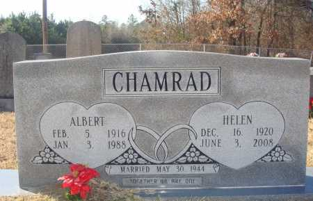 CHAMRAD, ALBERT - Grant County, Arkansas | ALBERT CHAMRAD - Arkansas Gravestone Photos