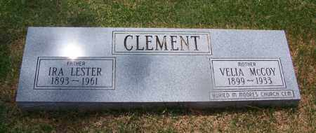 MCCOY CLEMENT, VELIA - Grant County, Arkansas | VELIA MCCOY CLEMENT - Arkansas Gravestone Photos
