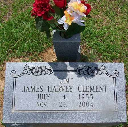 "CLEMENT, JAMES HARVEY ""JIM"" - Grant County, Arkansas 