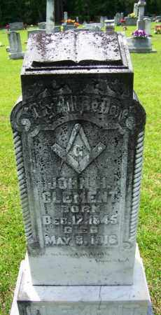 CLEMENT, JOHN H - Grant County, Arkansas | JOHN H CLEMENT - Arkansas Gravestone Photos