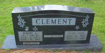 HART CLEMENT, OUIDA - Grant County, Arkansas | OUIDA HART CLEMENT - Arkansas Gravestone Photos