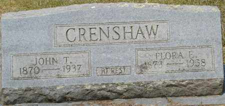 CRENSHAW, JOHN - Grant County, Arkansas | JOHN CRENSHAW - Arkansas Gravestone Photos